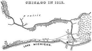 Chicago in 1812