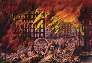 The 1871 Fire